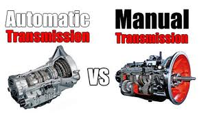 Automatic vs. Manual Transmissions